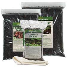 Compost, Worm Castings & Compost Teas