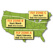 How To Build Your Fly Control Program