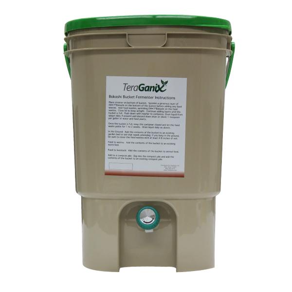 EM-1® Bokashi Bucket Food Waste Fermenter