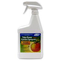 Monterey Take Down Garden Spray - 32 oz. RTU