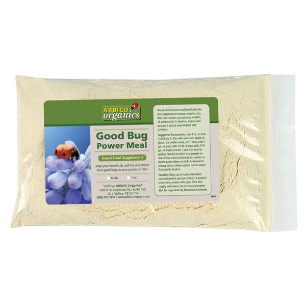 ARBICO Organics® Good Bug Power Meal