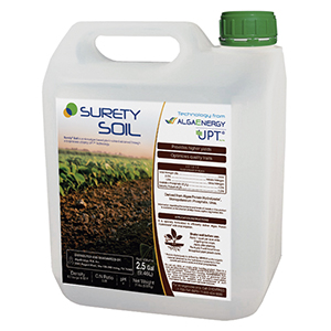 Surety® Soil, 3.0-1.5-1.5