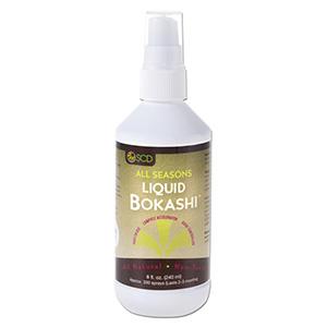 SCD All Seasons Liquid Bokashi - Liquid Bokashi - 8 oz.