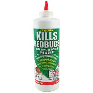 JT Eaton™ Kills Bedbugs Powder