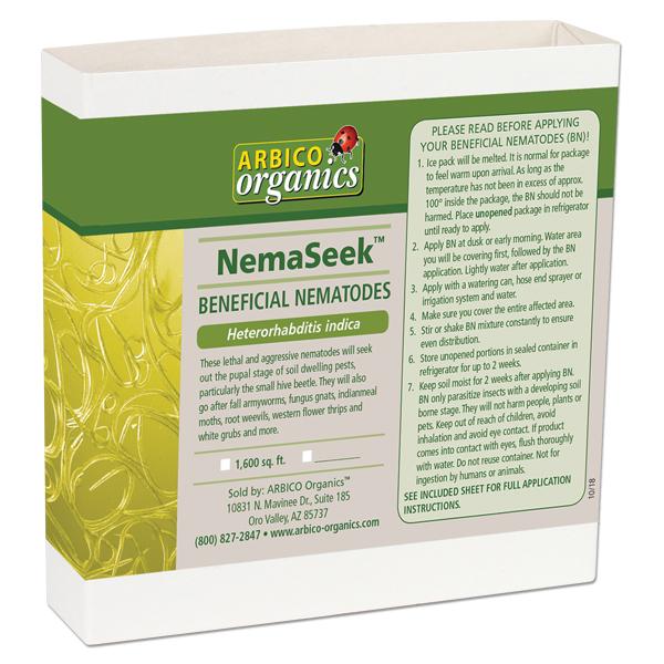 NemaSeek™ - Hi Beneficial Nematodes