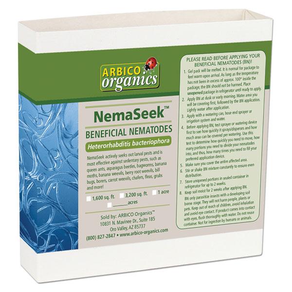 NemaSeek™ - Hb Beneficial Nematodes
