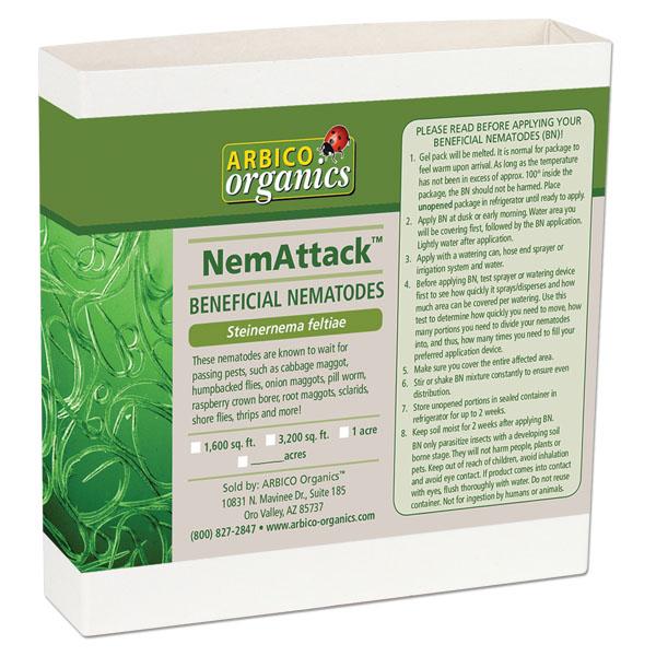 NemAttack™ - Sf Beneficial Nematodes