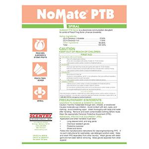 NoMate® PTB Spirals