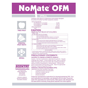 NoMate® OFM Spirals