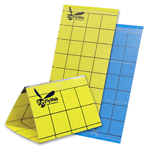 FlyWeb® Insect Monitor Cards