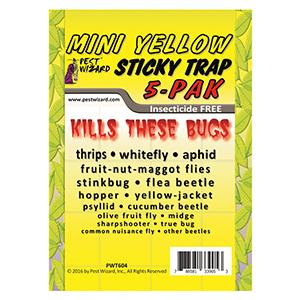 Mini Yellow Sticky Trap