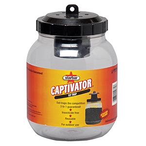 Captivator® Fly Trap
