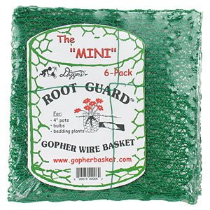 Root Guard™ Gopher Baskets