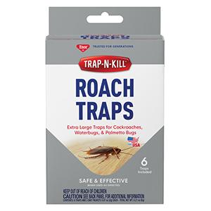 Enoz® Trap-N-Kill® Roach Traps