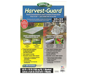 Harvest Guard™ Protective Cover