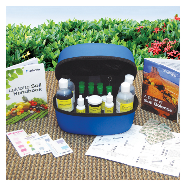 LaMotte Garden Guide Soil Test Kit