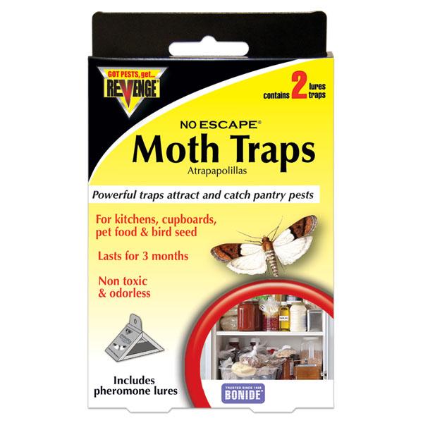 REVENGE® Pantry Moth Trap