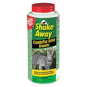 Shake-Away® Cat Repellent