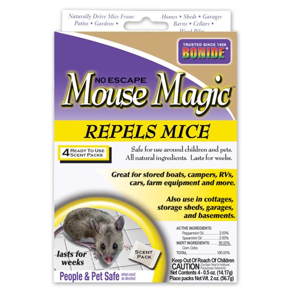 BONIDE® Mouse Magic