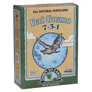 DTE™ Bat Guano, 7-3-1