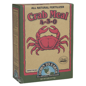 DTE™ Crab Meal 4-3-0