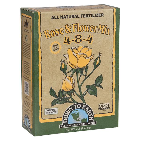 DTE™ Rose & Flower Mix 4-8-4