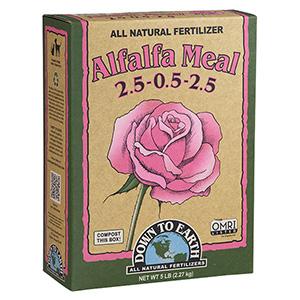 DTE™ Alfalfa Meal