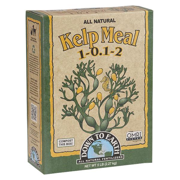 DTE™ Kelp Meal Mini (0.5 lbs) 1-0.1-2