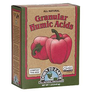 DTE™ Granular Humic Acids