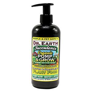 Dr. Earth® Succulence® Cactus & Succulent Plant Food, 1-1-2