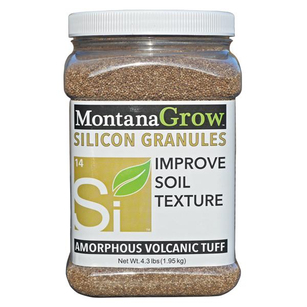 MontanaGrow™ Silicon Granules