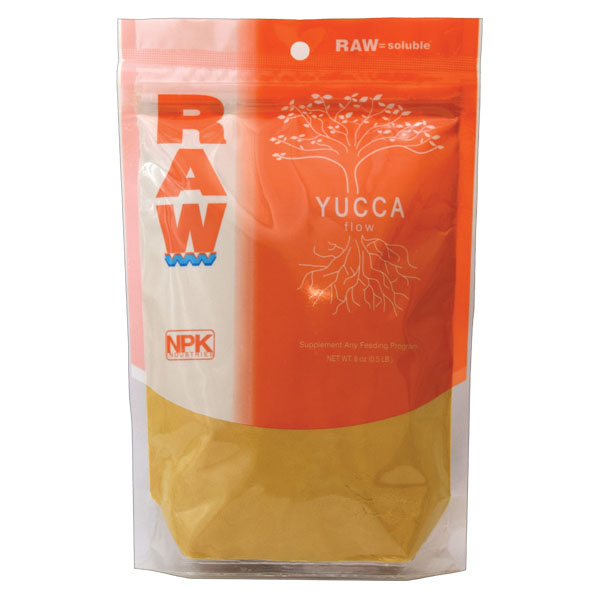 RAW Yucca