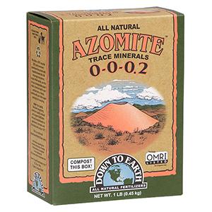 DTE™ Azomite® Powder, 0-0-0.2 - 1 lb.
