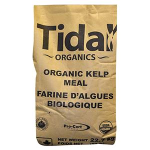 Tidal Organics Kelp Meal - 50 lbs.