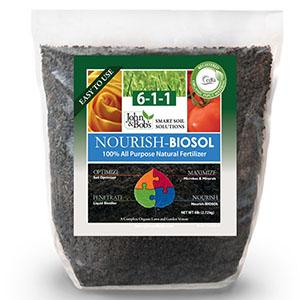 John & Bob's Nourish - BIOSOL, 6-1-1