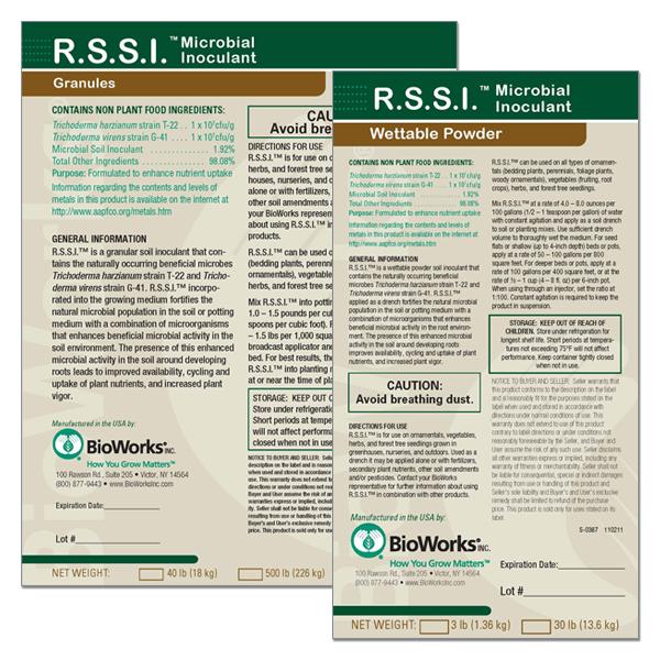 R.S.S.I.™ Microbial Soil Inoculant