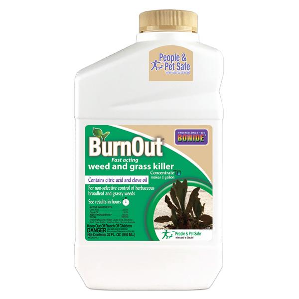 BONIDE® BurnOut Weed & Grass Killer - Concentrate