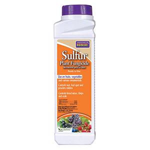 BONIDE® Sulfur Plant Fungicide