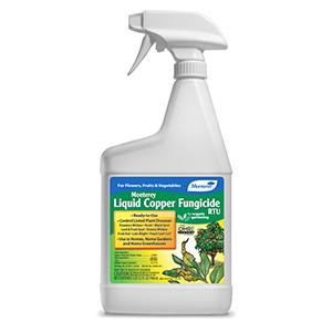 Monterey Liquid Copper Fungicide - 32 oz RTU