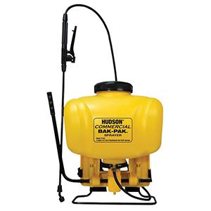 Commercial Bak-Pak Sprayer - 4 Gallon