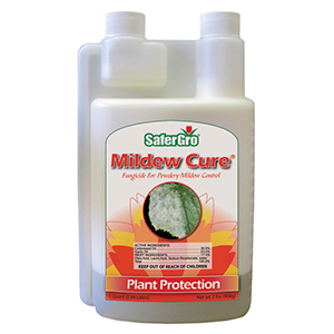 SaferGro® Mildew Cure®