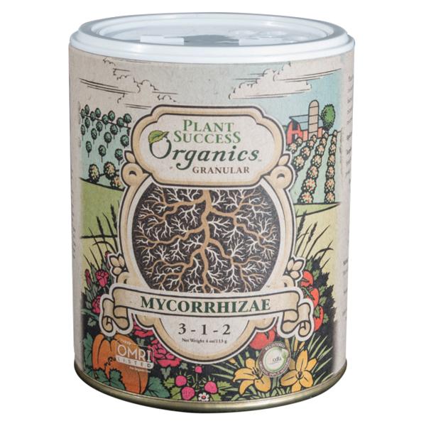 Plant Success Organics Granular™, 3-1-2