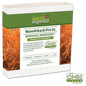 NemAttack Pro™ Sc Beneficial Nematodes