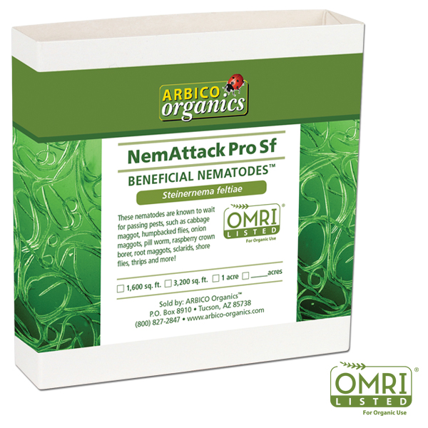 NemAttack Pro™ Sf Beneficial Nematodes