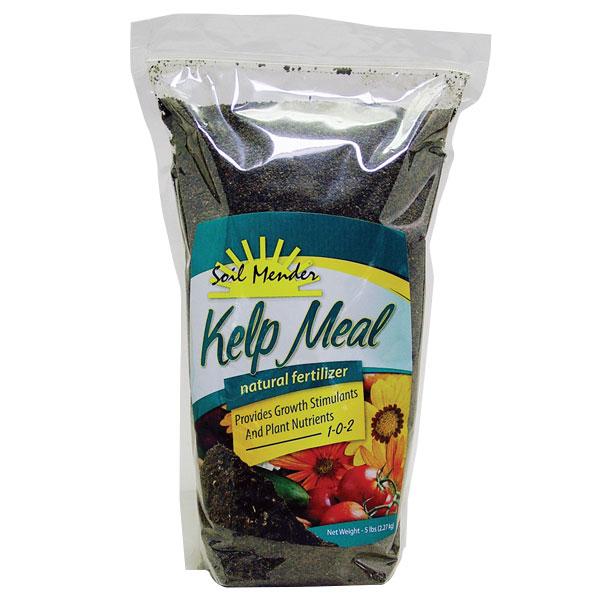 Soil Mender® Kelp Meal, 1-0-2