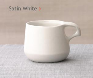 Satin White Glaze