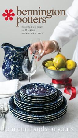 Bennington Potters Latest Catalog