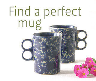 Shop stoneware mugs or cups