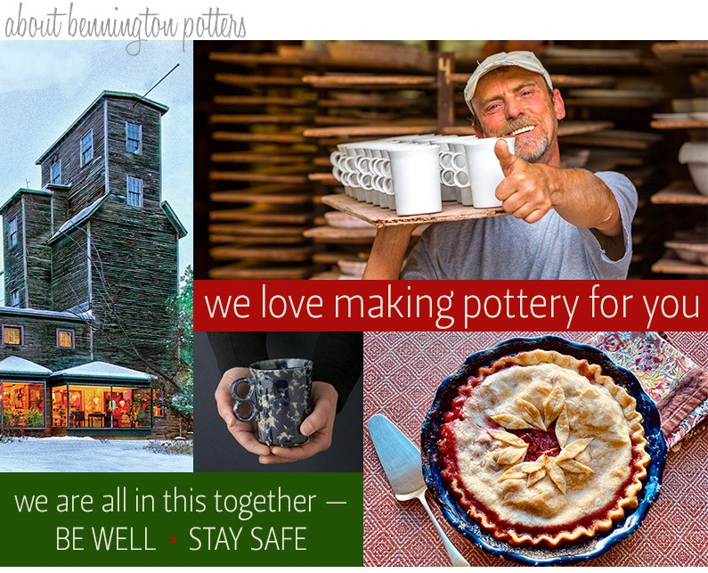 About Bennington Potters - Handcrafted in Vermont, Made in America pottery