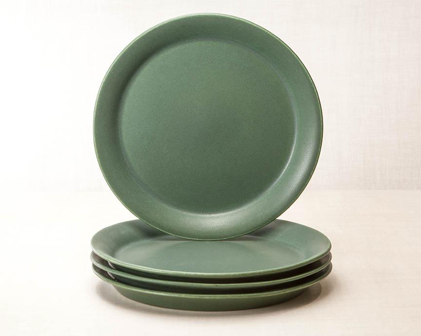 & Classic Dinner Plate | Dinnerware | Bennington Potters